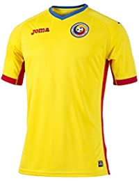 2016-2017 Romania Home Joma Supporters Shirt