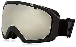 Quiksilver Men's Q2 Mirror Goggle - Black, One Size