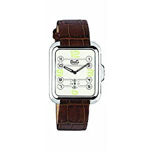 D&G Dolce&Gabbana d&g apache – Reloj analógico de caballero