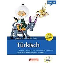 Lextra - Türkisch - Sprachkurs Plus: Anfänger: A1-A2 - Selbstlernbuch mit CDs (Neubearbeitung): Mit kostenlosem MP3-Download und Pocket-Sprachreiseführer