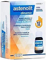 Astenolit Dinamic Viales Vitaminas 230 g