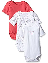 Name It 131256 M - Body - Bébé fille