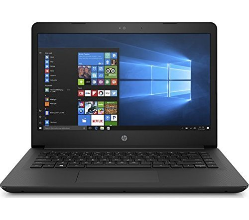 HP Notebook 14-bp061sa i3 14 inch SVA Black