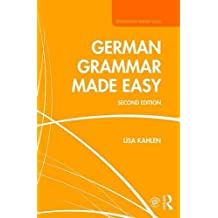 German Grammar Made Easy