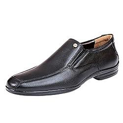 Liberty Mens Formal Black Shoes