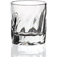 Bicchiere da whisky, bicchiere cristallo, calice acqua, collezione