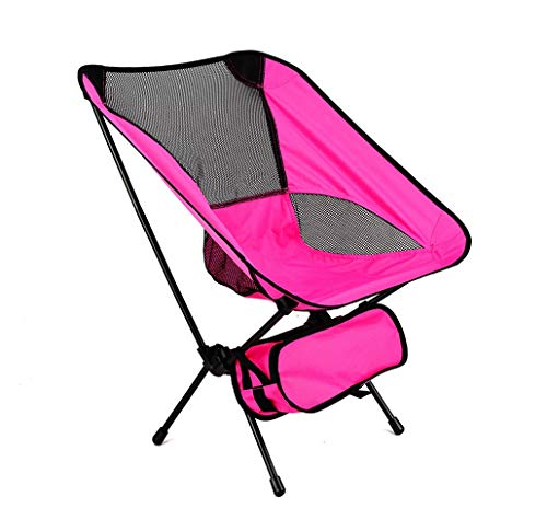 Q&Y-Klappstuhl Klappbarer Campingstuhl Leichter Liegestuhl Loveseat Chair Outdoor, Camp, Picknick, Wandern - Aluminium Loveseat Bank