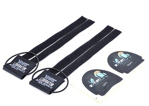 Kit di conversione Z004 per tattici Caschi e accessori Zsordin auricolare Adesivi TATTICA Cuffia (Nero)