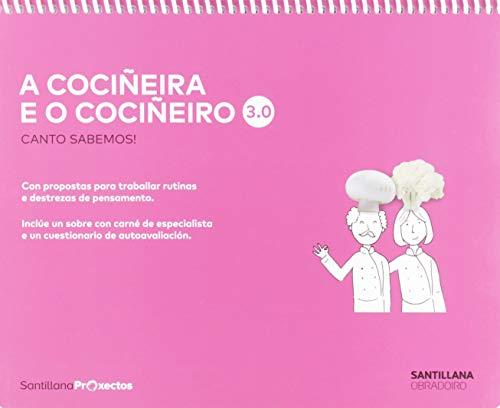 CANTO SABEMOS  NIVEL 2 A COCIÑEIRA E O COCIÑEIRO 3.0