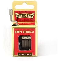 FELIZ CUMPLEAÑOS - Music Box