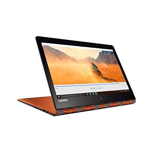 (CERTIFIED REFURBISHED) Lenovo Yoga 900 Laptop 80UE00BLIH (Core i7 (6th Gen)/512 GB/8 GB/33.78 cm (13.3)/Windows 10) (Champagne Gold)