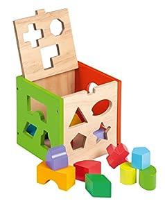 Jouéco-Caja de Formas, 80004