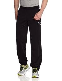 PUMA Spirit Poly Pantalon de sport pour homme avec ouverture bas de jambe zippée