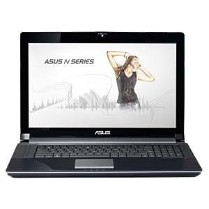 "Asus N73JF-TZ168V Ordinateur portable 17,3"" Intel Core i5-480M 1 To RAM 4096 Mo Carte graphique NVIDIA GeForce GT425M Windows 7 Gris/Aluminium"