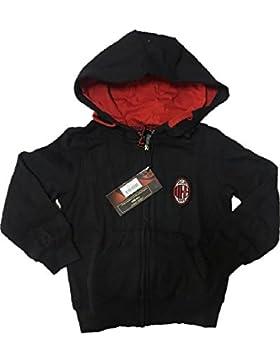 Felpa uomo con cappuccio ufficiale ACM Milan calcio *23555