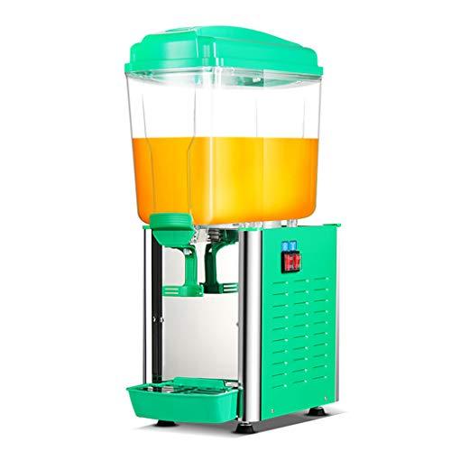 JCOCO Multifunktionale Heiß- und Kaltgetränkemaschine - Edelstahl-Selbstbedienungspresse für Gewerbe - Intelligenter Thermostat, Kupferkühler - 18L (cafeteria)