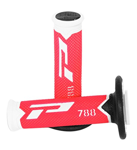 Manopole cross progrip 788 rosse