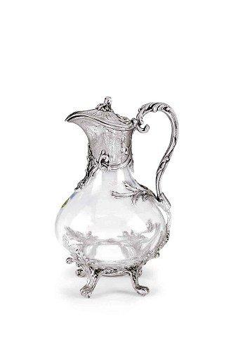 Artina 15520Jarra de vino, cristal, transparente, 30x 16x 15cm