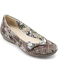 43517d2f Amazon.co.uk: Hotter - Slippers / Women's Shoes: Shoes & Bags
