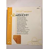 Medihoney Apinate Manuka Honey Wound Dressing 10 x 10cm pk5 First Aid preisvergleich bei billige-tabletten.eu
