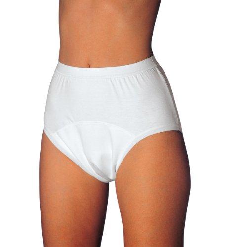 MEDISET made by modellia Inkontinenz-Slip für Damen und Herren bei mittlerer bis schwerer Inkontinenz zur Fixierung von Einwegvorlagen, D = 54/56   H= 8