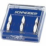 Schneider 6 x Ersatzfeder M für Füllhalter Base