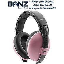 BANZ BABY BLUETOOTH EARMUFFS, cuffie auricolari senza fili Bluetooth per bambini dai 0 ai 3 anni.
