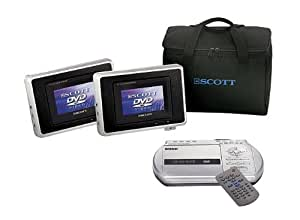 Scott CRX 502 Vidéo Embarquée Fixe, 16:9