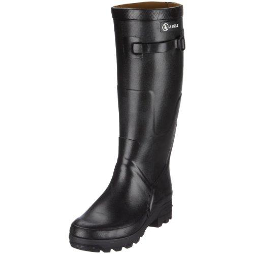 Aigle BENYL M, Unisex Adults' Wellington Boots, Black, 9 UK (43 EU)