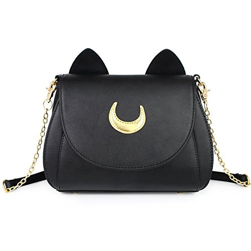 XY Fancy, Borsa a tracolla donna nero nero, nero (nero) - RH#BB1024-0307-RE06 nero