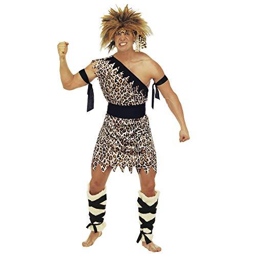 Kostüm Motto Party Disney - Widmann - Erwachsenenkostüm  Steinzeit