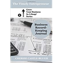 Business Record-Keeping Journal