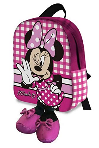 Zaino Minnie 2d Dim. 27x22x8,5 Disney 2019 (Minnie)