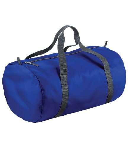 BagBase Packaway barrel bag Bright Royal