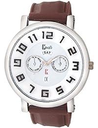 Cavalli Men's Brown Multifunctional Watch