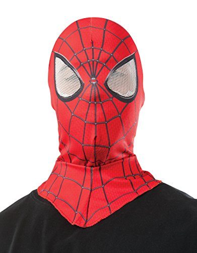 Spider-Man Maske, Herren The Amazing Spider-Man Kostüm Zubehör