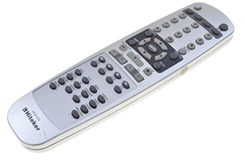 Hiteker Tv (Original Fernbedienung Hiteker HCD-210)