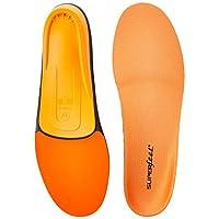 Superfeet Unisex Supportive Insole Orange E  Orange SF/7400-10/11 ,UK 8-9.5 (42 - 44 EU)