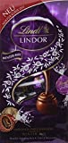 Lindt Lindor Beutel Wintermix, Vollmilchschokolade, 4er Pack (4 x 136 g)