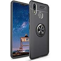 CESTOR Handyhülle für Huawei P Smart Plus [mit 360°Grad Drehbarer Ringhalter Fingerhalter],Luxus Ultra Dünn Weich... preisvergleich bei billige-tabletten.eu