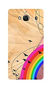 SWAG my CASE Printed Back Cover for Xiaomi Redmi 2S