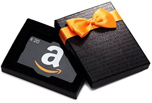 Carte cadeau Amazon.fr - €20 - Dans un coffret Amazon
