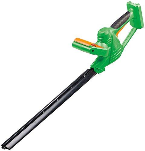 AGT Professional Garten Werkzeug: Akku-Heckenschere (ohne Akku), 46 cm, 14 mm Schnittbreite, 1.200 U/min (Hecken-Trimm-Gartenwerkzeug)
