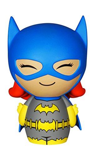 DC- Figura de Vinilo Batgirl, Color Athletic Heather,Turquoise, Están