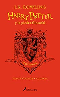 HP y la piedra filosofal-20 aniv-Gryffindor par J.K. Rowling