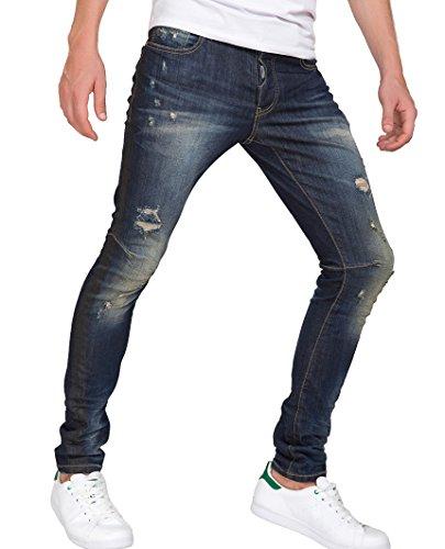 Red Bridge Homme Jeans / Antifit Mosi Bleu