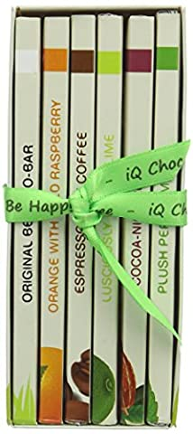 IQ Chocolate Superfood Chocolate Gift Pack