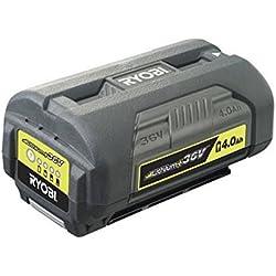 Ryobi BPL3640D Lithium-ION 4000mAh 36V Batterie Rechargeable - Batteries Rechargeables (4000 mAh, Lithium-ION (Li-ION), 36 V, Noir, Jaune)