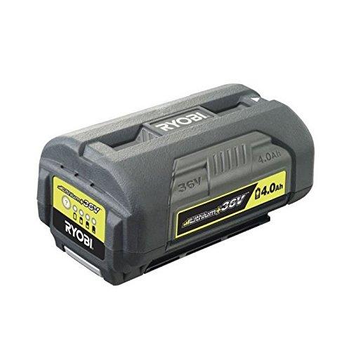 Ryobi BPL3640D Batterie Rechargeable Lithium-ION (Li-ION) 4000 mAh 36 V - Batteries Rechargeables (4000 mAh, Lithium-ION (Li-ION), 36 V, Noir, Jaune)