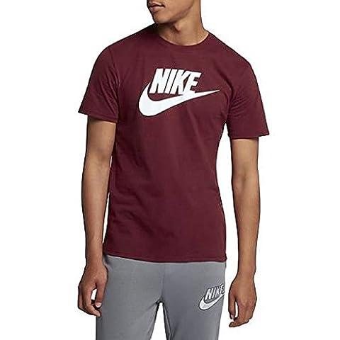 NIKE Icon Futura T-shirt XXL Team Red/(White)